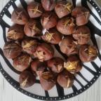 Chestnut Forraging